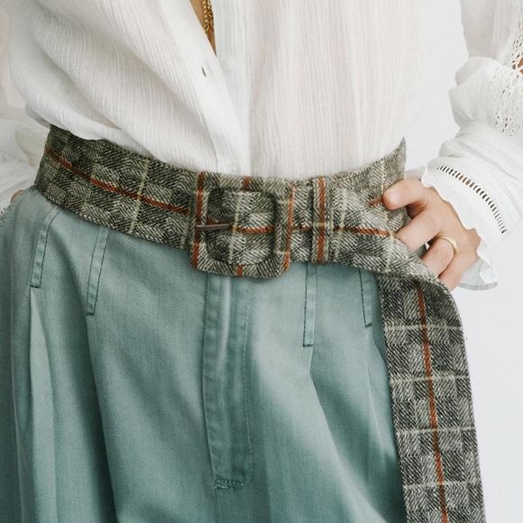 Free People fabric belt - NWOT